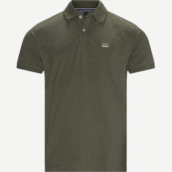 T-Shirts - Oliv